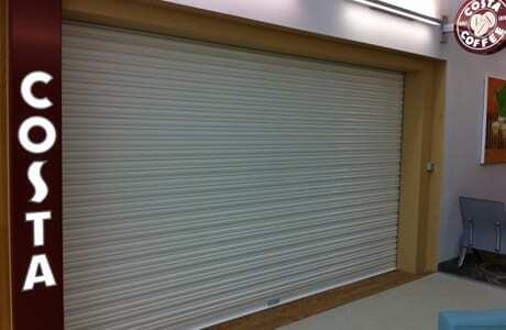 Commercial & Retail Roller Shutters