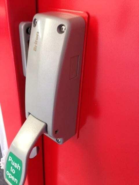 Security Amp Personnel Doors Combat Doors Manchester