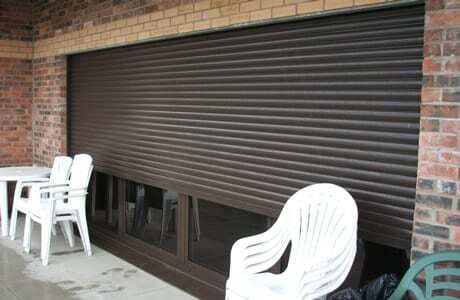 Domestic & Garage Roller Shutters Thumbnail