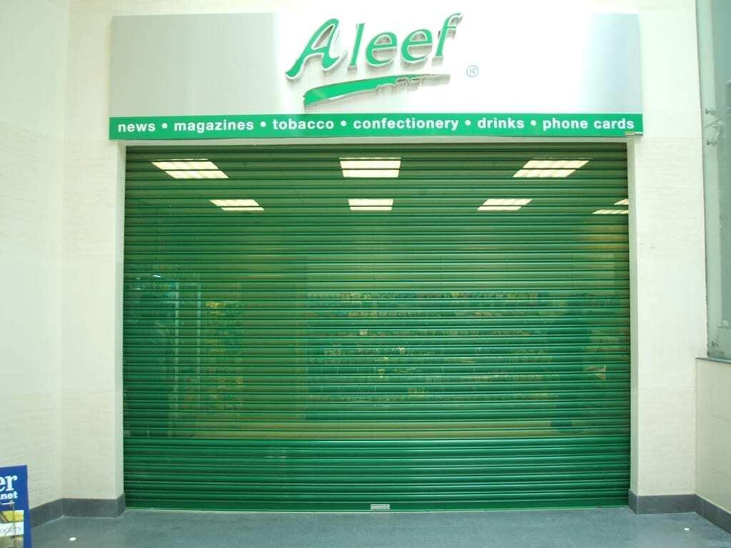 Commercial Amp Retail Roller Shutters Combat Doors