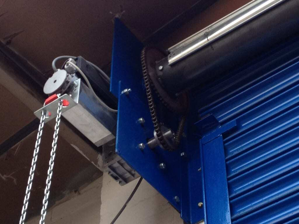 industrial roller shutters combat doors manchester