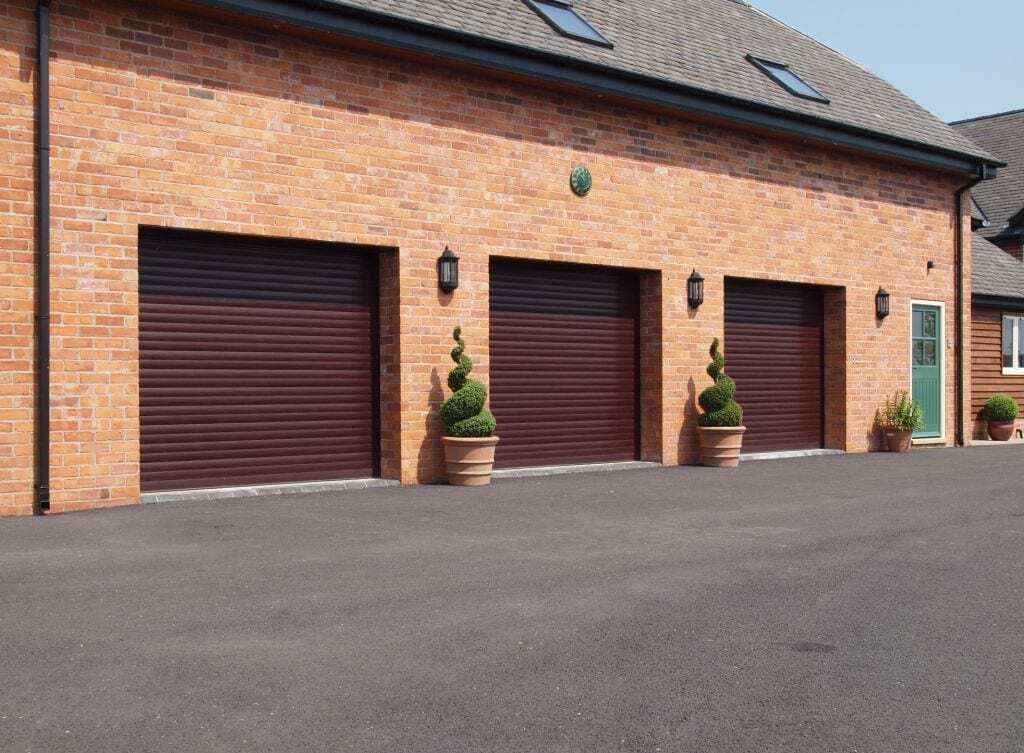 Domestic Roller Shutters Garage Doors Combat Doors
