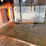 Toughened Glass Frameless Doors