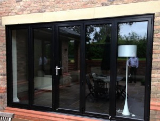 Aluminium Bi fold doors experts