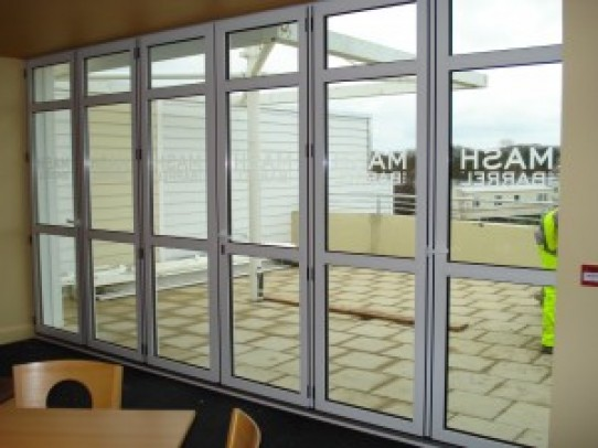 Transform Your Home with our Aluminium Sliding Doors & Aluminium Bifolding Doors Archives - Combat Doors