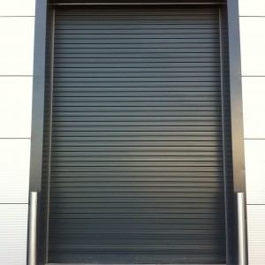 Insulated Industrial Roller Shutters